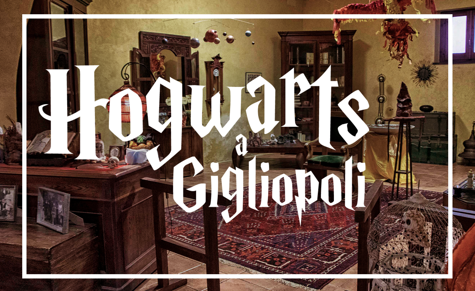 You are currently viewing Hogwarts a Gigliopoli